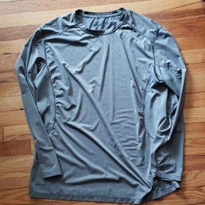 Men's Nike Pro-Combat Dri Fit Long Sleeve